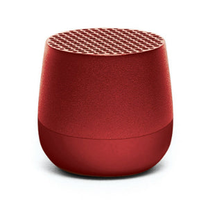 Lexon - Mino Bluetooth Speaker - Red. - stilecollettivo