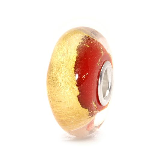 Trollbeads Root Chakra Glass Bead - stilecollettivo