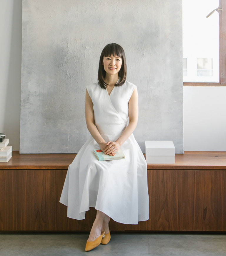 About Konmari The Official Website Of Marie Kondo