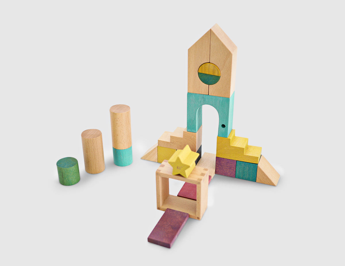 Tidy Home Building Block Set