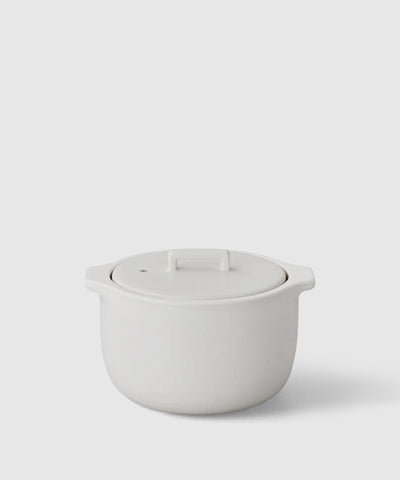 Japanese ceramic rice cooker on the Shop at KonMari.