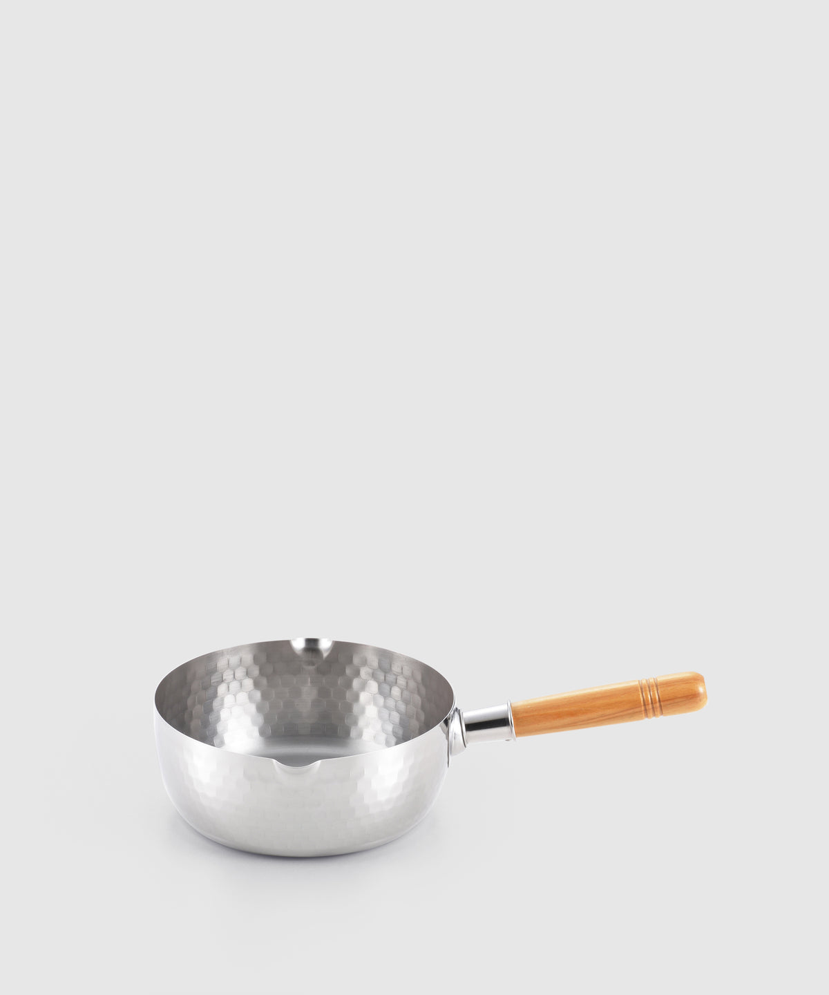 "8"" Japanese Stainless Steel All-Purpose Pot"