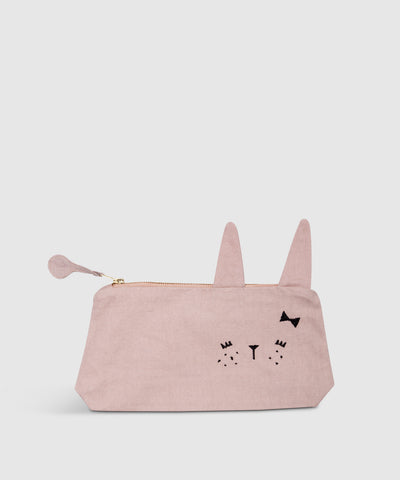 Lovable Bunny Storage Pouch