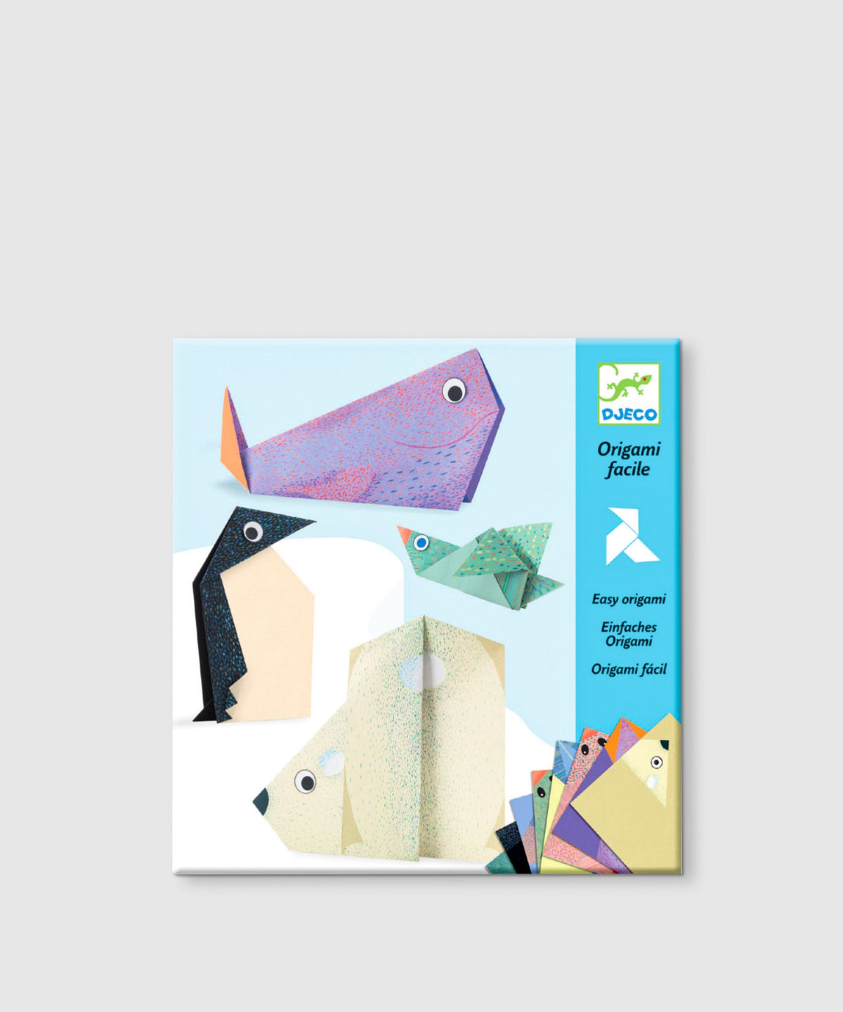 Arctic Animals Origami Kit