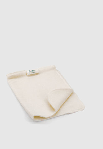 Organic Cotton & Bamboo Face Cloth