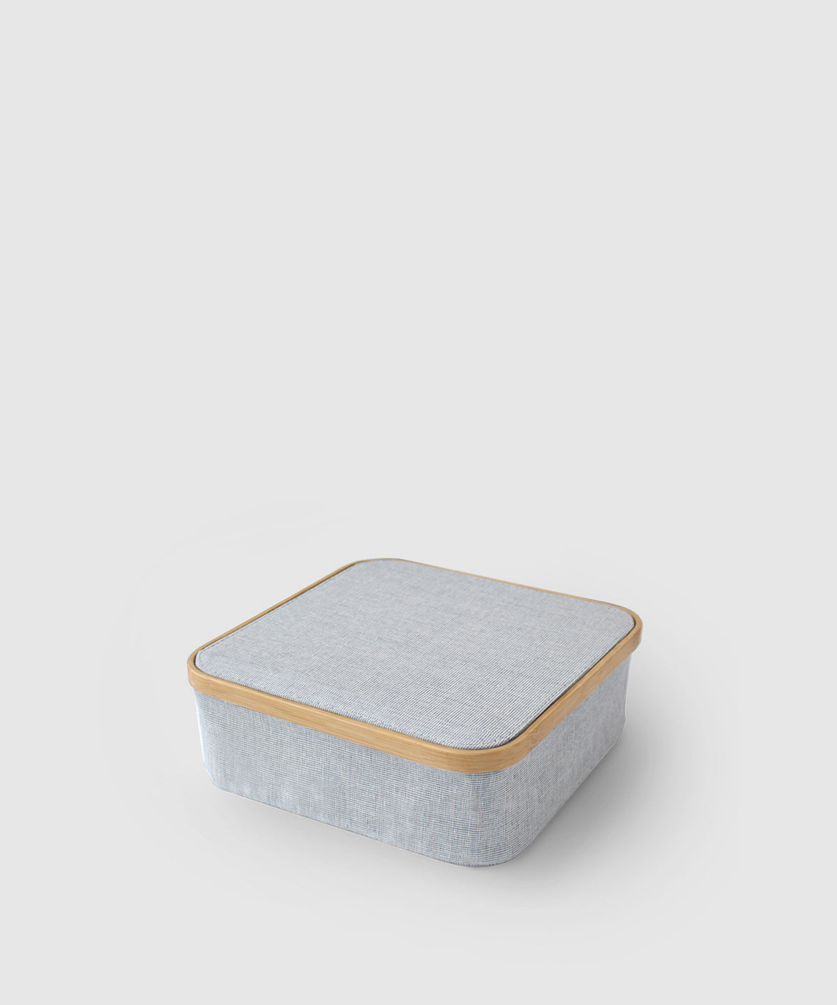 Stacking Storage Box With 4 Compartments