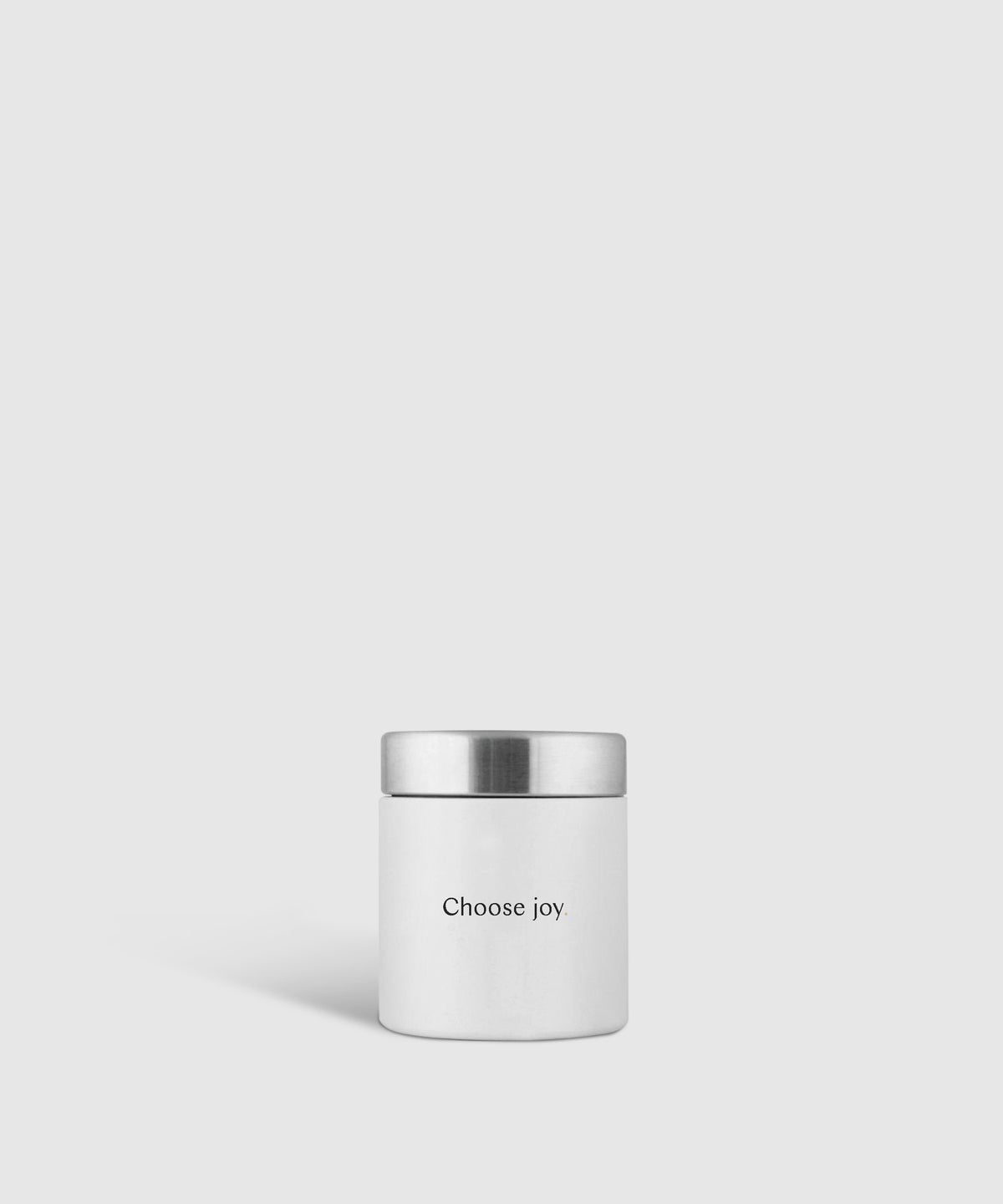 'Choose Joy' Reusable Snack Container