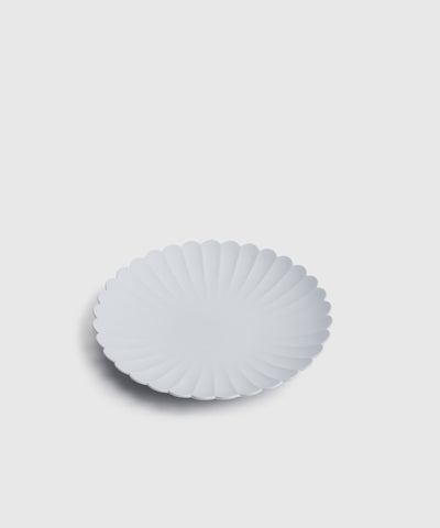 Unglazed porcelain plate | Shop at KonMari by Marie Kondo