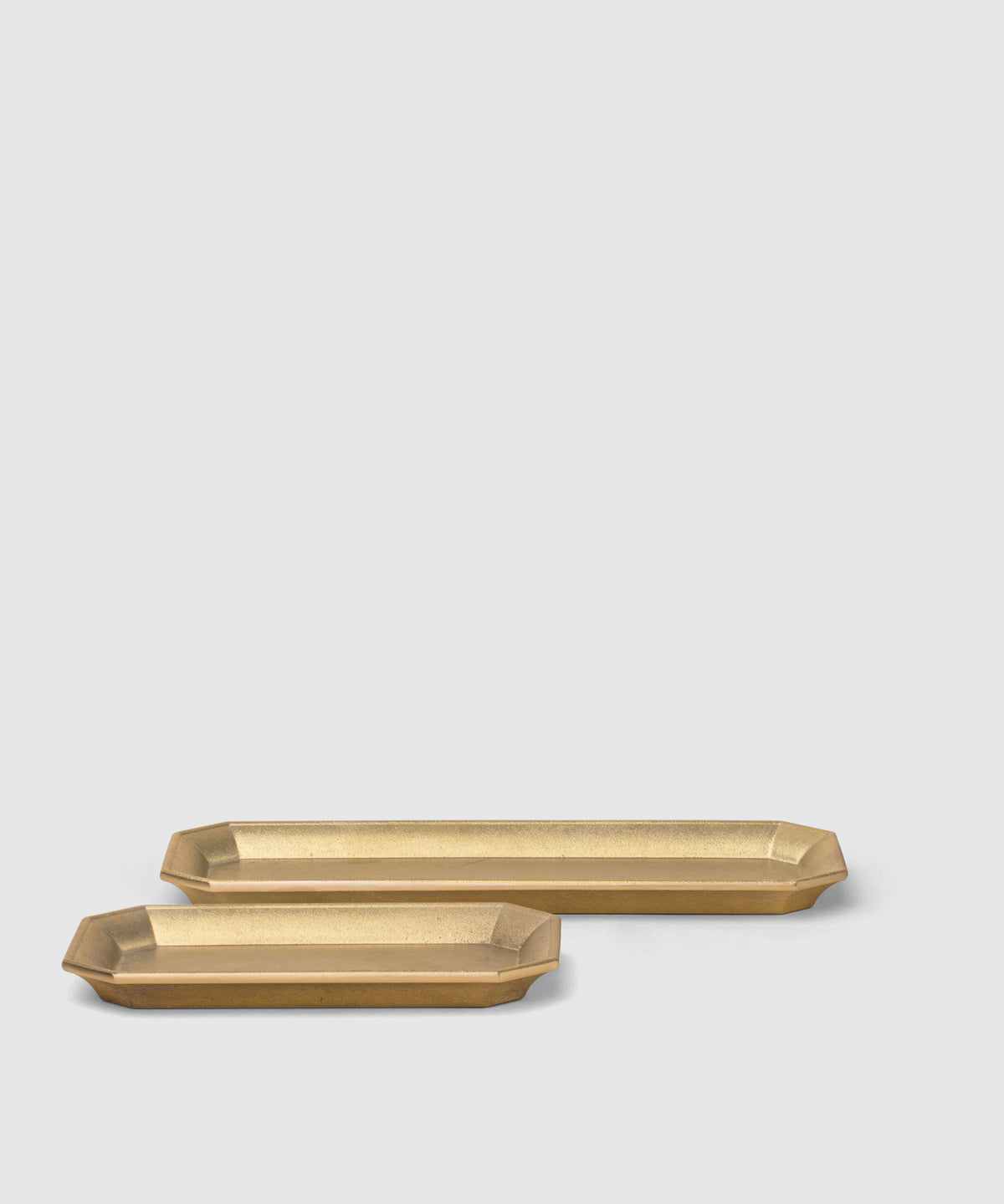 Tidy Brass Organizing Tray – Large