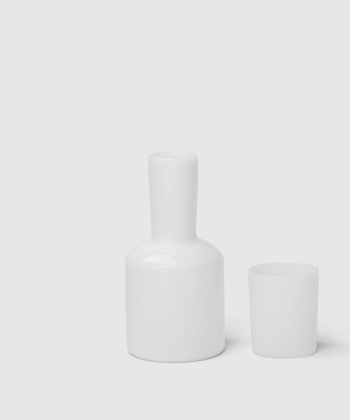 Daily Hydration: Carafe and Cup Set