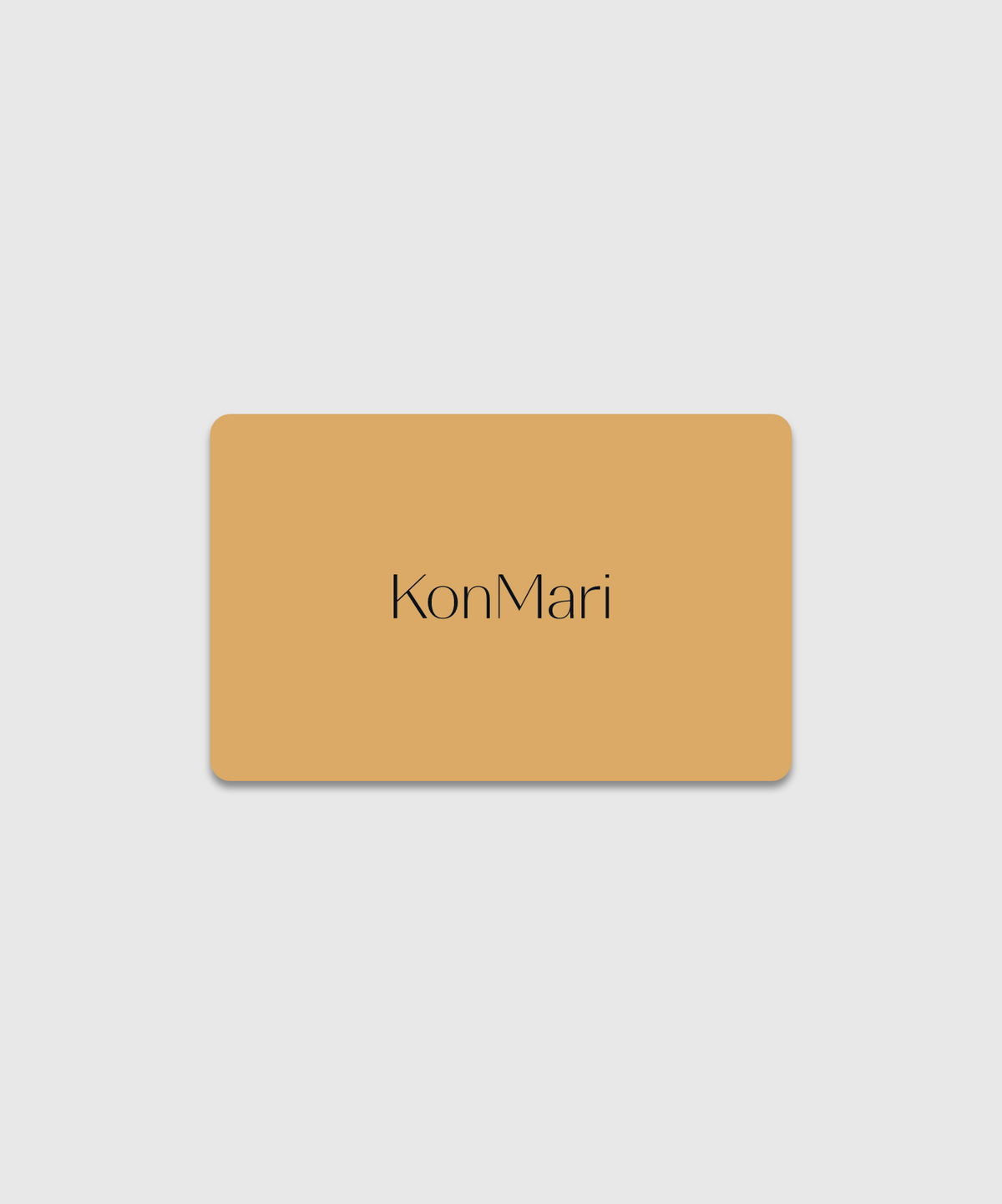 KonMari Joy-Sparking Digital Gift Card