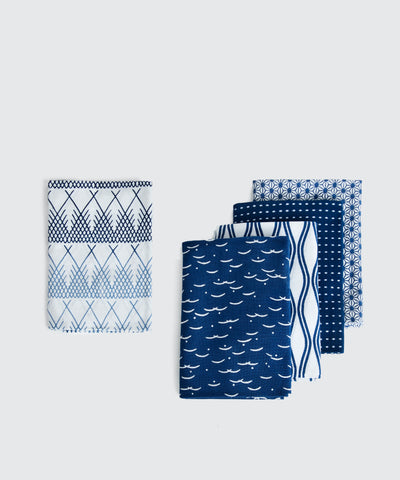 Multi-Purpose Japanese Tenugui Cloths