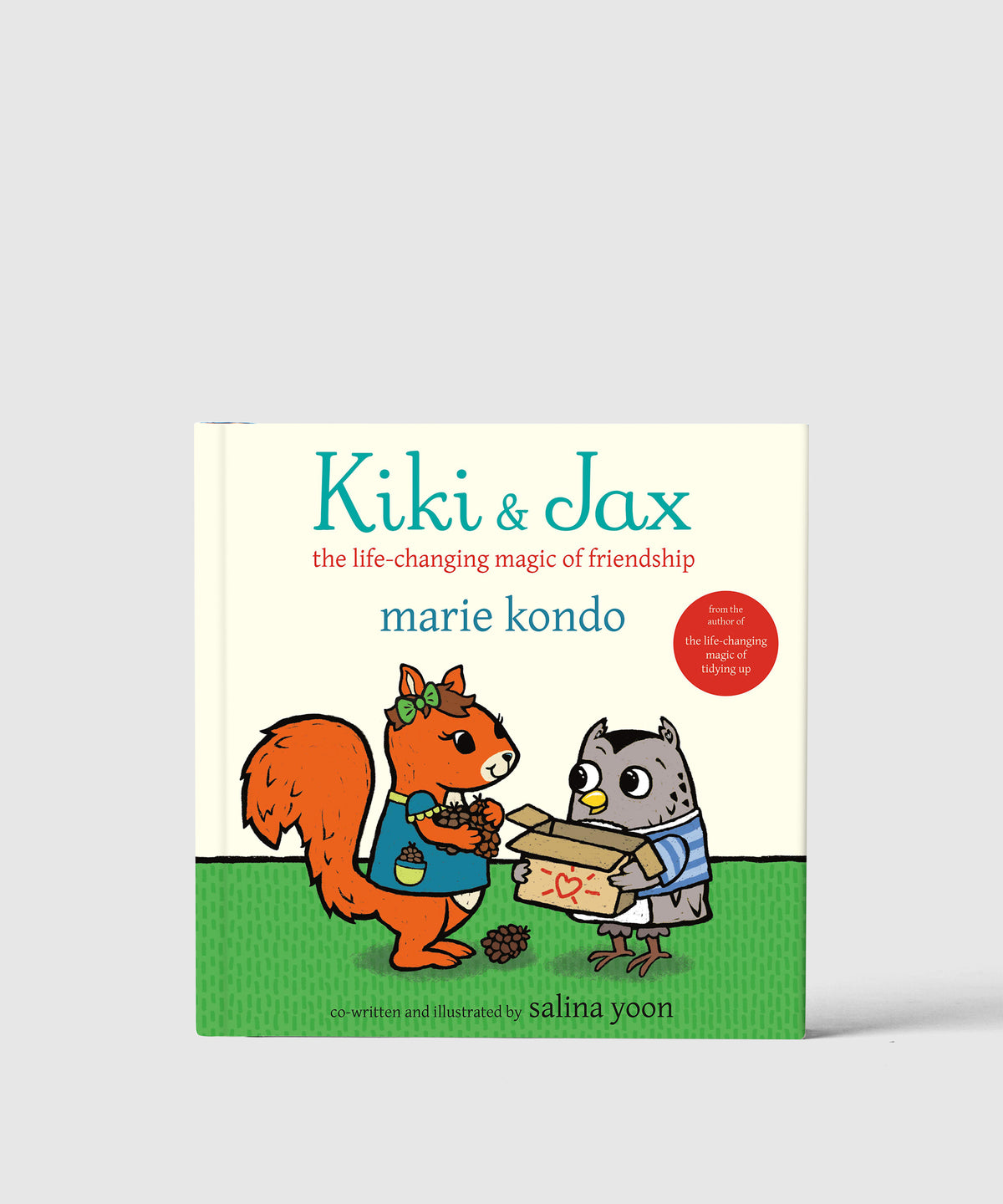 Marie Kondo's First Children's Book: 'Kiki & Jax: The Life-Changing Magic of Friendship'