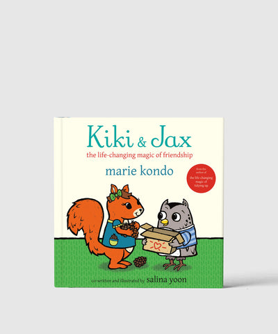 Kiki & Jax Book Front Cover