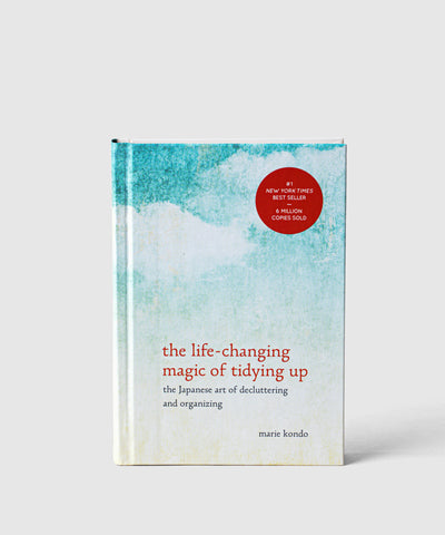 Front Cover of The Life-Changing Magic of Tidying Up