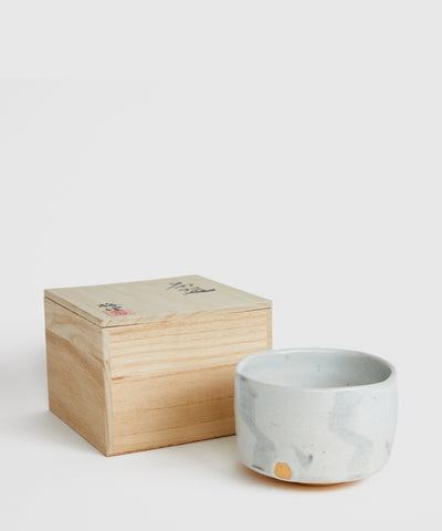 Ceremonial Ceramic Matcha Bowl