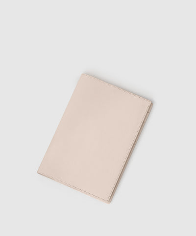 Composition leather notebook cover