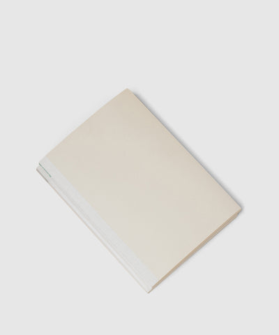 Lined Journal Notebook With Pulp Paper