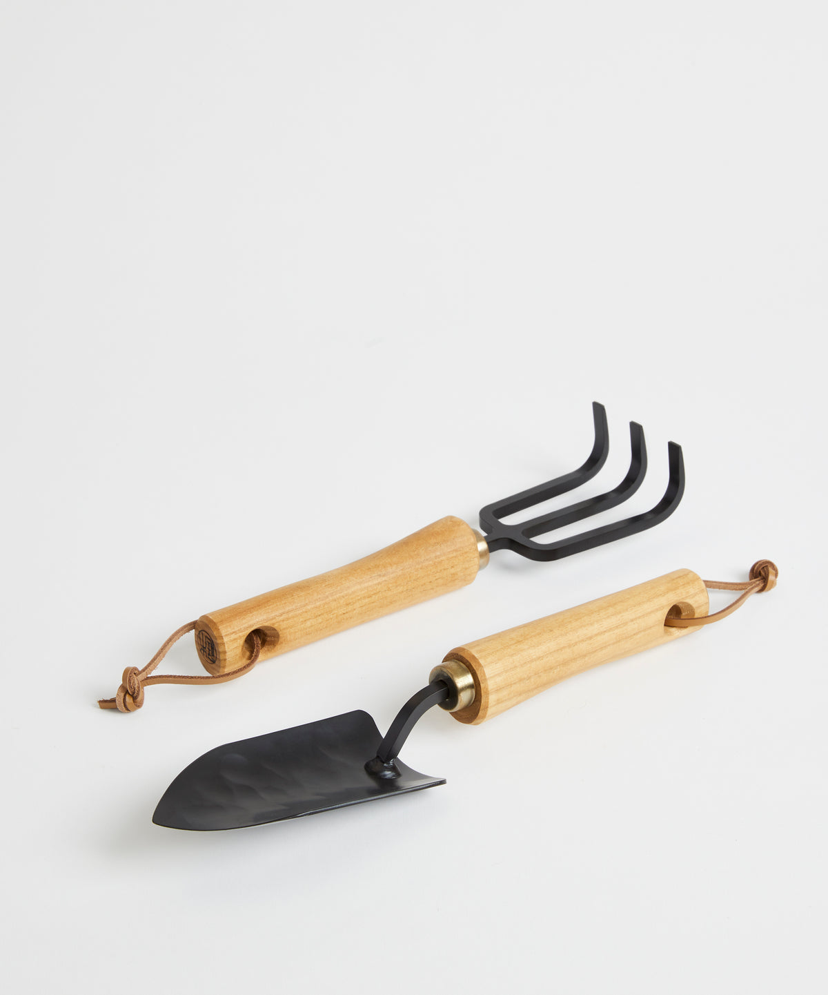 Steel & Wood Japanese Garden Trowel