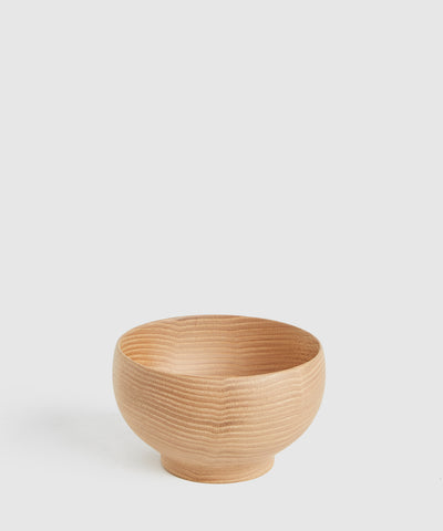 Handmade Japanese Chestnut Cozy Bowl