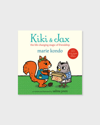 Kiki & Jax: The Life-Changing Magic of Friendship