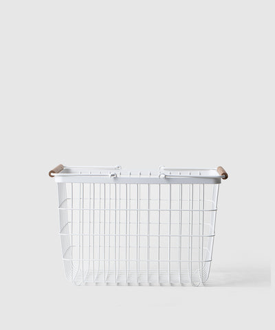 Empty Medium Storage Basket