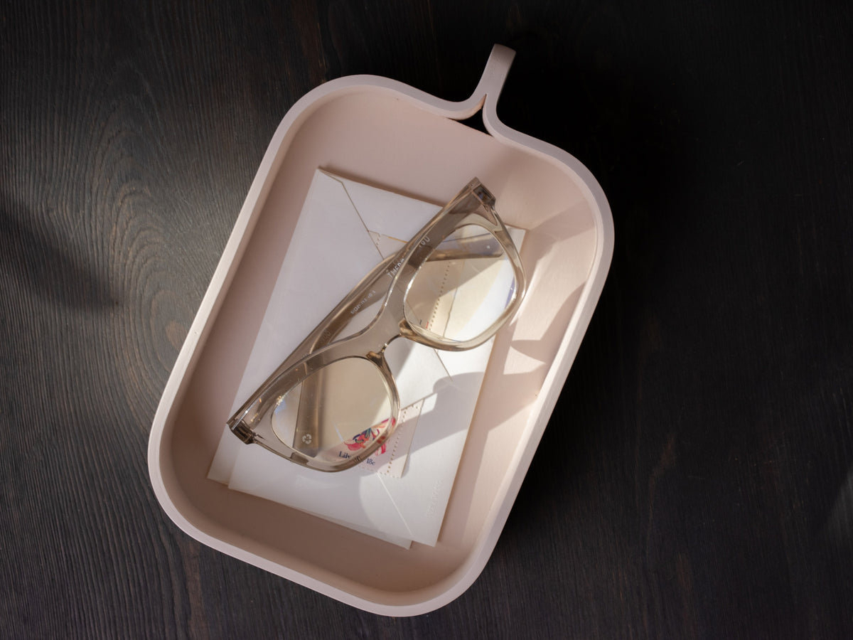 Bento-Inspired Wooden Organizing Tray