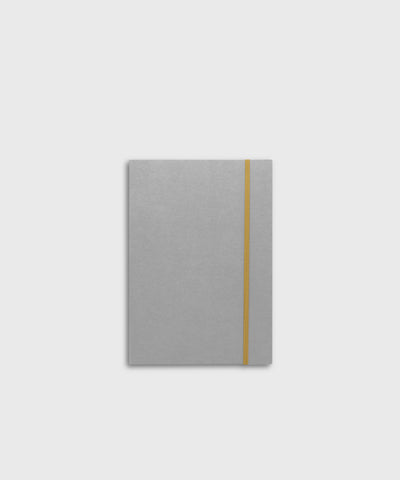 Japanese Accordion Notebook – Ash Grey