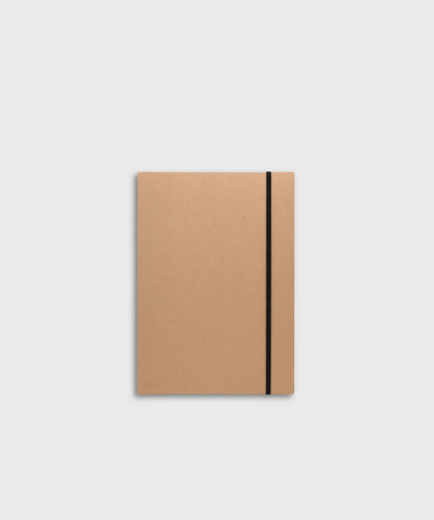 Japanese Accordion Notebook – Natural