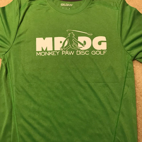 MPDG Green DryFit Shirt