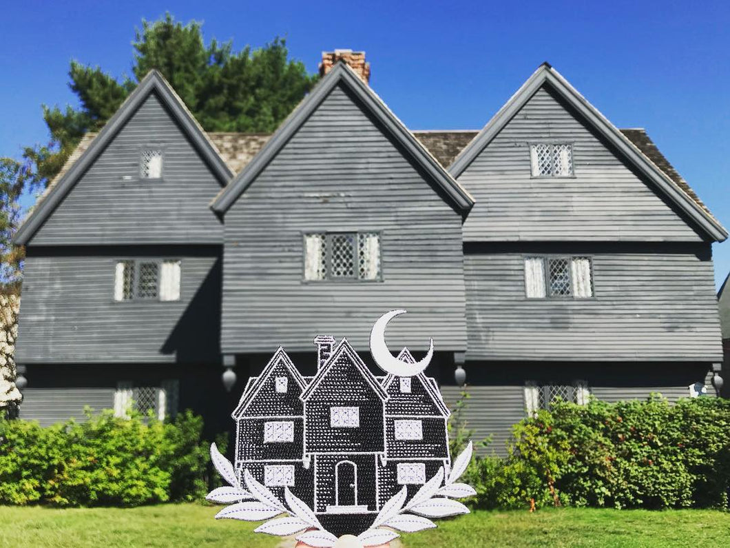 Witch House Patch