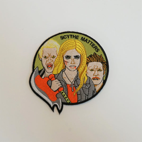 Buffy Vamp Slayer Patch