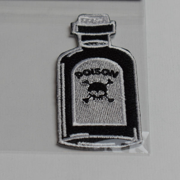 Poison Bottle Patch