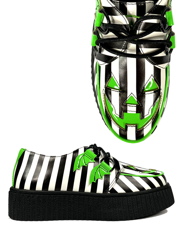 NEW!- Happy Jack Krypt Creeper Beetle Dre Green & Stripes