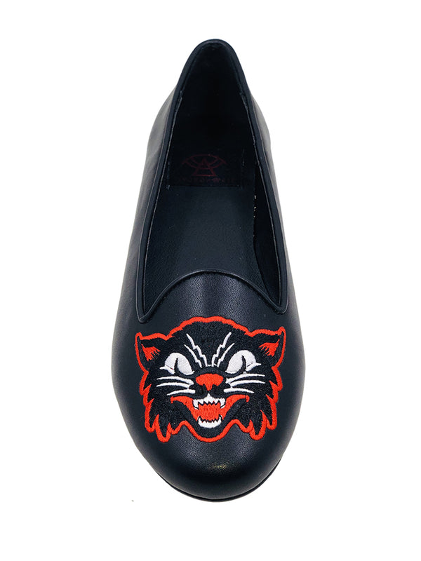 PREORDER Vintage Black Cat Flats (SHIPS LATE APRIL/EARLY MAY)