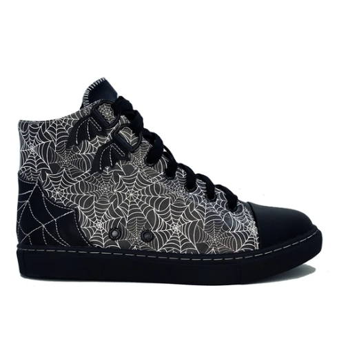 Spiderweb Chelsea Tennis Shoe