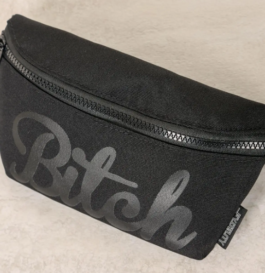 Bitch Ultra Slim Fanny Pack (Two Styles!)