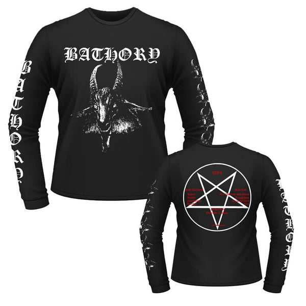 Bathory Long Sleeved Tee