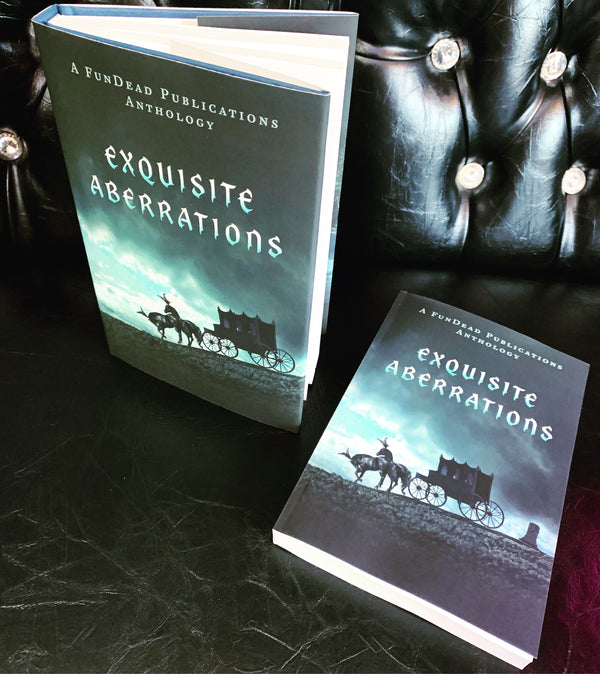 NEW Exquisite Aberrations Limited Edition Hardcover