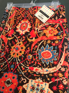 Gretchen Scott Black Magic Carpet Skirt (Medium)