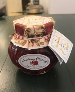 12 Oaks Cranberry Chutney