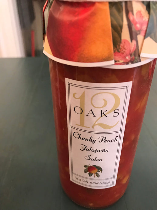 12 Oaks Verde Chili Salsa
