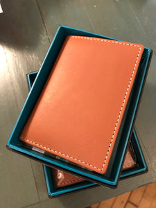 Stewart/Stand Leather Driving Wallet - Tan