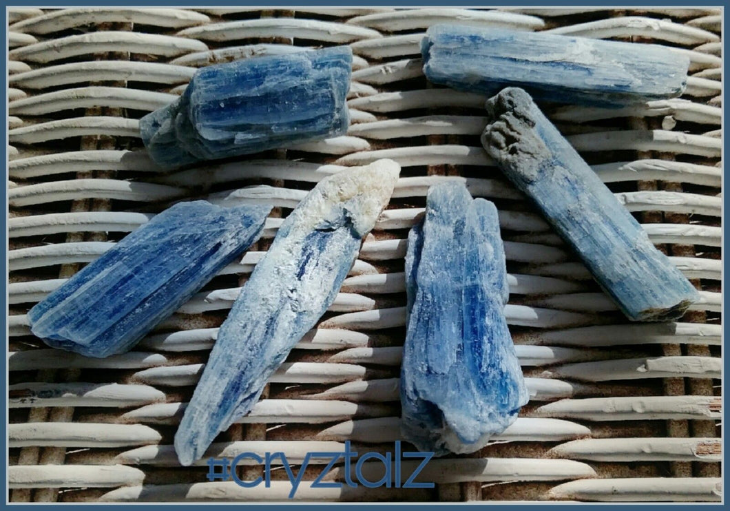 Kyanite Blade Natural