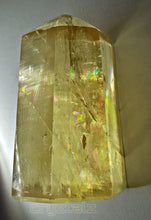 Golden Yellow Optical Calcite Generator