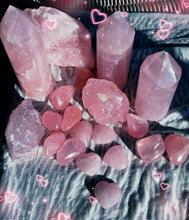 💖 Rose Quartz Tumble Stone 💖