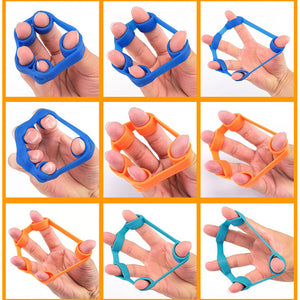 Finger Resistance Band For Elbow Pain