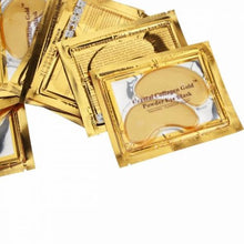 10 Pack Anti-Aging Gold Under Eye Mask