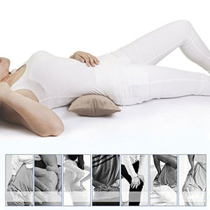 Inflatable Lumbar Support Pillow