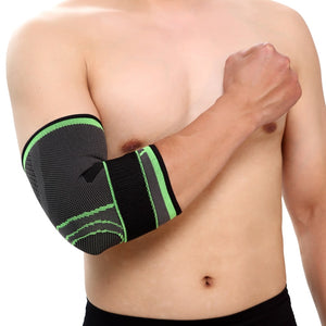 3D Pressurized Elbow Support Compression Sleeve